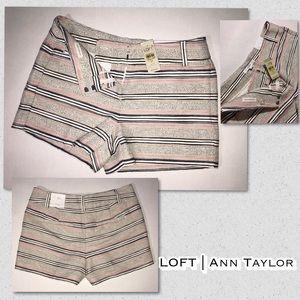 Ann Taylor Shorts - Classy short - LOFT Ann Taylor - The Riviera Short